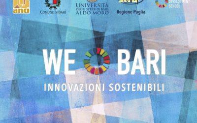 """BARILIVE: """"We. Innovazioni sostenibili"""" Al via il progetto in 10 scuole per formare leader di comunità"""